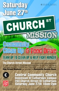 church street mission